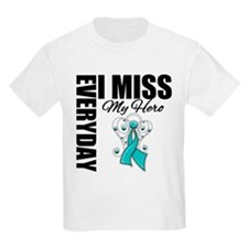 MissMyHero OvarianCancer T-Shirt
