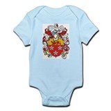 Rowan Coat of Arms Infant Creeper