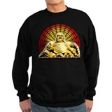 Golden Buddha Sweatshirt