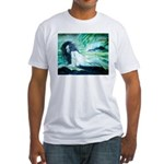 Atlantian Beauty Fitted T-Shirt