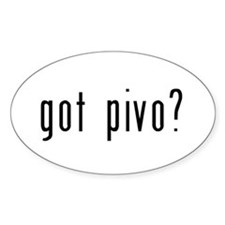 got pivo? Decal