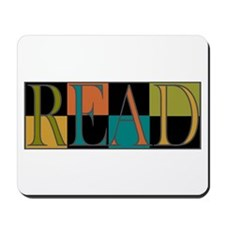 Read - 2 Mousepad