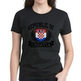 Republic of Croatia Tee