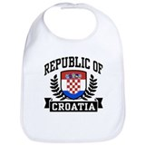 Republic of Croatia Bib