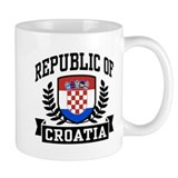 Republic of Croatia Mug