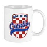 Made In Croatia Mug