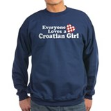 Croatian Girl Jumper Sweater