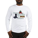 Suburban Homesteading Long Sleeve T-Shirt