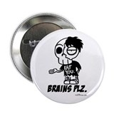 Zombie Brains Plz Button