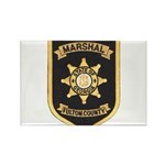 Fulton County Marshal Rectangle Magnet (100 pack)