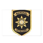 Fulton County Marshal Postcards (Package of 8)