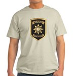Fulton County Marshal Light T-Shirt