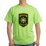 Fulton County Marshal Green T-Shirt