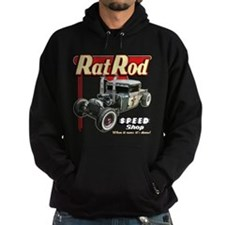Rat Road Speed Shop - Pipes Hoodie