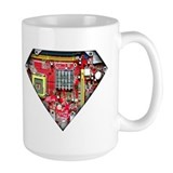 Super CPU! Coffee Mug