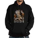 Flying Hawk Dreamcatcher Hoodie
