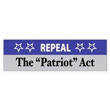 Repeal Bumper Bumper Sticker