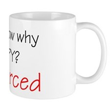 Want to know why I'm Happy? I Small Mug