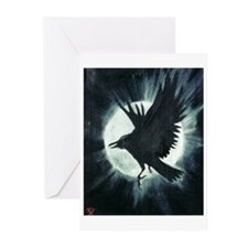 The Raven Greeting Cards (Pk of 10)
