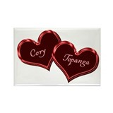 Cute Tgif Rectangle Magnet (10 pack)