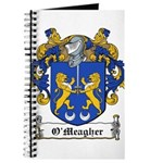 O'Meagher Family Crest Journal