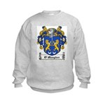 O'Meagher Family Crest Kids Sweatshirt
