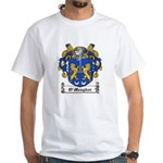 O'Meagher Family Crest White T-Shirt