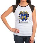 O'Meagher Family Crest Women's Cap Sleeve T-Shirt
