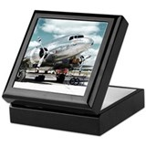 United DC-3 Keepsake Box
