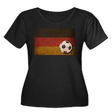 Vintage Germany Football T