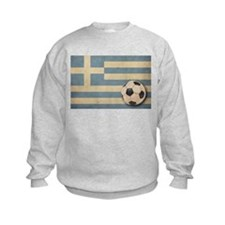 Vintage Greece Football Sweatshirt
