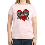 Imprinted 4 Ever Wolves T-Shirt