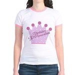 Birthday Princess Jr. Ringer T-Shirt