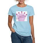 Birthday Princess Women's Pink T-Shirt