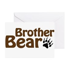 Brother Bear Greeting Cards (Pk of 10)