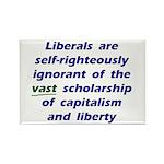 Ignorant Liberals Magnet