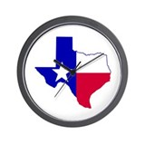 Texas Wall Clock