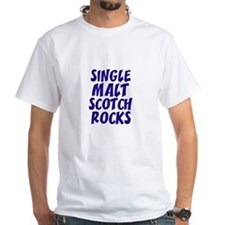 Single Malt Scotch Rocks Shirt