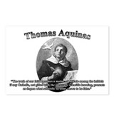Thomas Aquinas 02 Postcards (Package of 8)