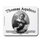 Thomas Aquinas 02 Mousepad