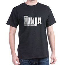 Fart Ninja - Silent But Deadl T-Shirt