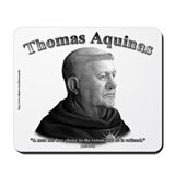 Thomas Aquinas 03 Mousepad
