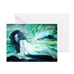 Atlantian Beauty Greeting Cards (Pk of 10)