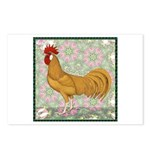 Minorca Rooster #2 Postcards (Package of 8)