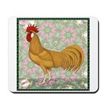 Minorca Rooster #2 Mousepad