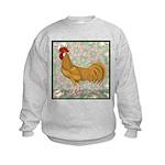 Minorca Rooster #2 Kids Sweatshirt