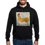 Minorca Rooster #2 Hoodie (dark)