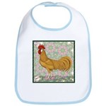 Minorca Rooster #2 Bib