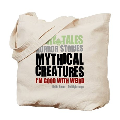 Twilight Weird Tote Bag