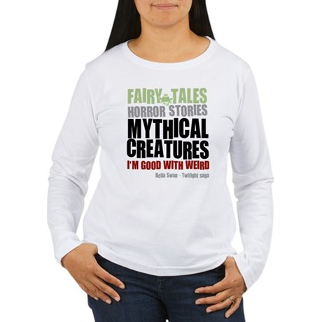 Twilight Weird Women's Long Sleeve T-Shirt